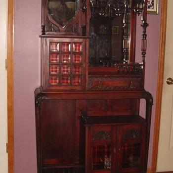 Antique cabinet - Furniture