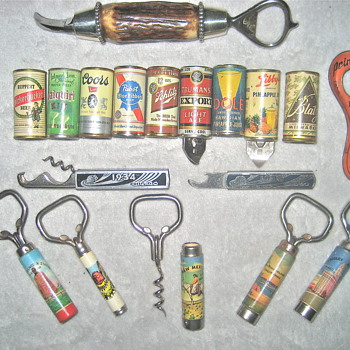 My Bottle Openers - Breweriana