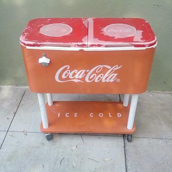 Cooler - Coca-Cola