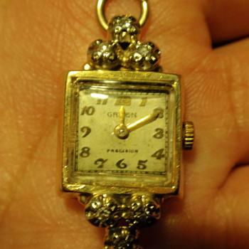 Antique Gruen Ladie's watch