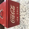Mini Coca Cola Ice Chest