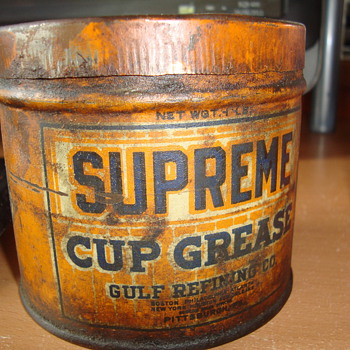 gulf grease cup