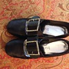 Vintage Gamins Satin Shoes