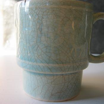 japanese made coffee mug?