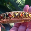 Vintage silver Gilt Chinese Bracelet/Bangle