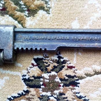 strange range marked wrench - Tools and Hardware