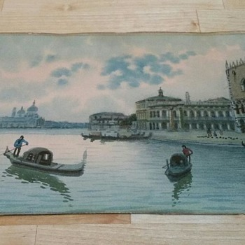 A. Beautiful Watercolor - Fine Art