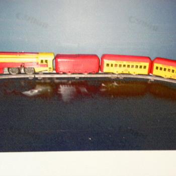 Hafner Train Set - Model Trains