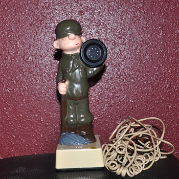 My little man phone - Telephones