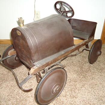 need help - Model Cars