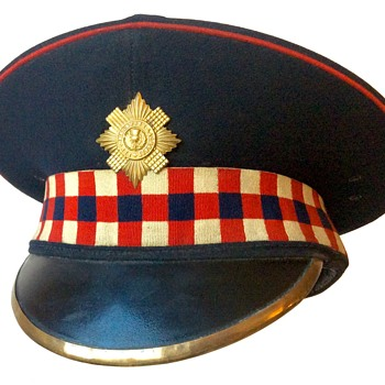 Early Scots Guards's Forage cap - Military and Wartime