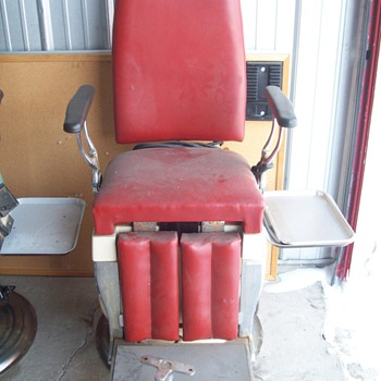 Antique Podiatry Chairs - Furniture