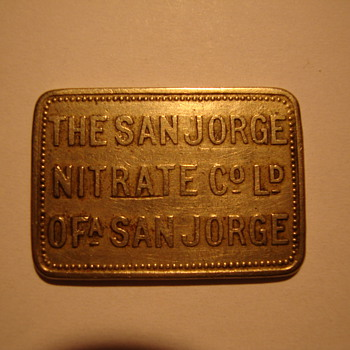 Nitrate sheets, a little history of Chile - World Coins