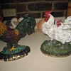 Rooster/Chicken door stops