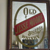 Old Jesse Moore Bar Mirror
