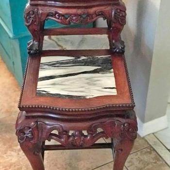 Unique side table - Furniture