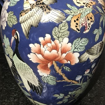 One of my new vases - Pottery