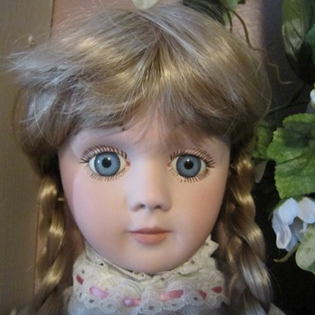 My First Porcelain Doll