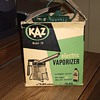 Kaz Model 70 Electric Vaporizer