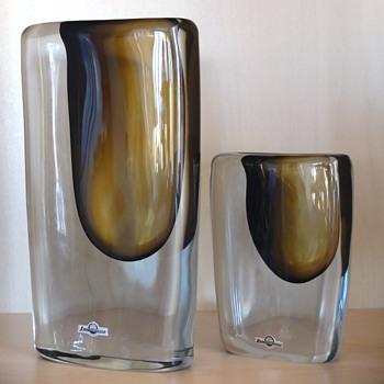 Gunnar Nylund, Strombergshyttan 1956. - Art Glass