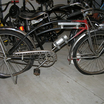 1930's Shelby bicycle - Sporting Goods