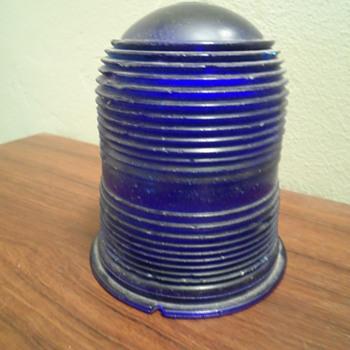 Cobalt Blue Light Cover