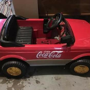 Coca-Cola toy - Coca-Cola