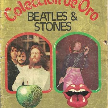 Beatles in Argentine magazines - Music Memorabilia
