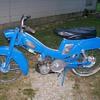 Motobecane Pantin AV88 Moped