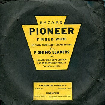 Hazard Pioneer Wire - Fishing