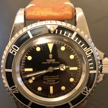 Vintage Tudor Submariner - Wristwatches