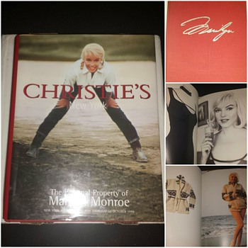 The Personal Property of Marilyn Monroe