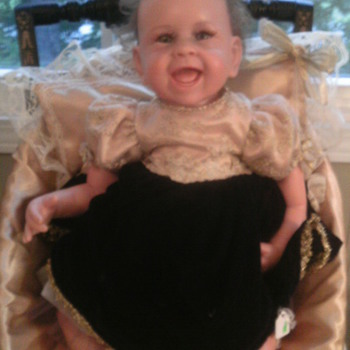 Beautiful Smiling Baby Girl Doll - Dolls