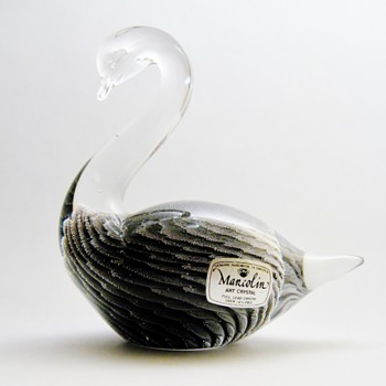 FM/MARCOLIN-SWEDEN - Art Glass