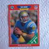 1989 Pro Set Troy Aikman ROOKIE CARD