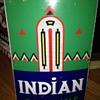 Indian Gasoline Pump Sign