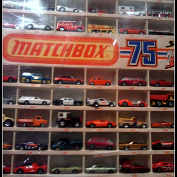 The Superfast era...Sometimes worth more than earlier Matchbox cars! - Model Cars