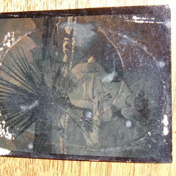 Antique Tintype Too Dark