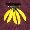 Banana pin...