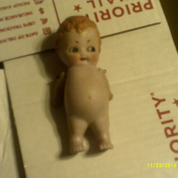 German doll 4.5 inches tall info