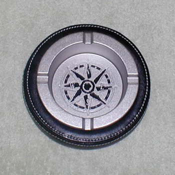 "1999 - Marlboro ""Compass"" Ashtray - Tobacciana"