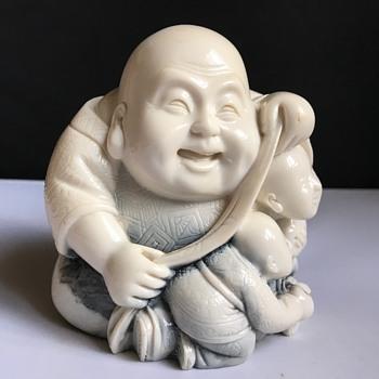 Vintage Buddha  - Asian