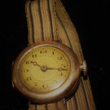 Old  A. LECOULTRE Swiss Ladies Watch. Unknown Year 14K