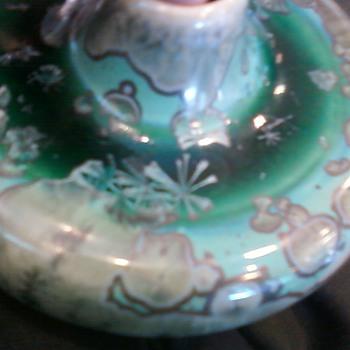 Rose Dodds Studio Pottery vase - Pottery