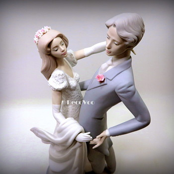 "Lladro 11528 ""I Truly Love You"" 1989 - Figurines"