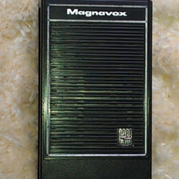Magnavox 1R 1002 Transistor