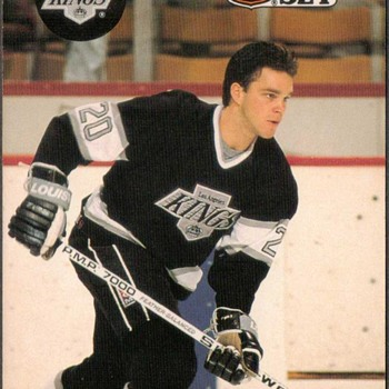 1990 - Hockey Cards (Los Angeles Kings) - Hockey