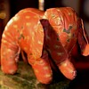 Stuffed Elephant - early 20th century?  or mid-century?