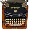 Empire 1 typewriter - 1892