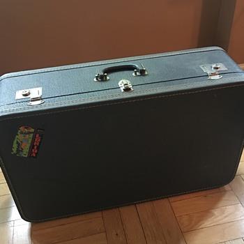 Presto Luggage with Keys. - Bags